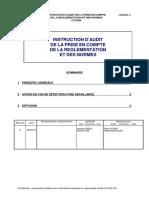 ITICS09 - A - Audit de la prise en compte de la réglementation et des normes