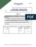 ITICS14 A - Guide d'audit d'un système d'information