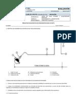 evaluación de AYUDANTE DE FONTANERO