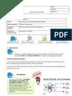 GUÍA DEL ÁTOMO  - TABLA PERIÓDICA