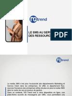 LE SMS AU SERVICE DES RESSOURCES HUMAINES