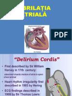 curs fibrilatie atriala