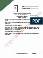 National Examination Council NECO Literature Past Questions.pdf
