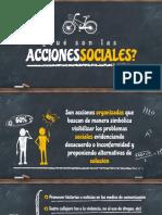 Qué son las acciones sociales