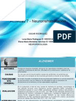 Actividad 7 - Neurorrehabilitación