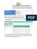 MEESEVA User Manual for DEPT Ver 1.1-Extract of House site or D Form Patta.pdf