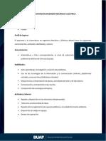 BUAP Lic. en Ingeniería Mecánica y Eléctrica