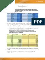 taller modelo financiero