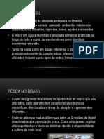 TÉCNICAS DE PESCA UTILIZADAS