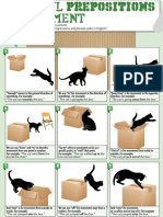 GREAT Prepositions of movement