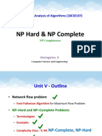 10. NP hard and NP complete