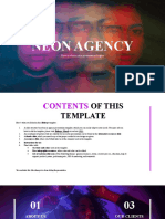Neon Agency by Slidesgo