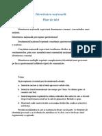 Identitatea națională - plan de idei +tema.docx