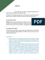 Apuntes- Curso Laura Gutman Primer Año