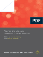 (Genders and Sexualities in the Social Sciences) Herjeet Marway, Heather Widdows (eds.)-Women and Violence_ The Agency of Victims and Perpetrators-Palgrave Macmillan UK (2015)