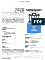 3 Unesco - Wikipedia, la enciclopedia libre