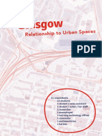 Relationship to urban spaces