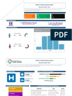 Peterborough Public Health COVID-19 weekly situational report for May 27, 2020