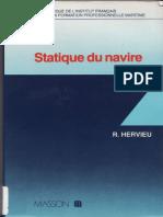 Book-Statique Du Navire