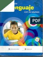 Vamos a Aprender Lenguaje 6 Libro Del Estudiante