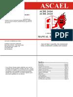 Manual Central Endereçável - ACDE_24-24_24-64