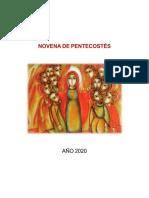 Novena de Pentecostés