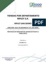 PROTOCOLO SPAT RIPLEY SAN ISIDRO