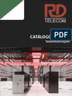 Catalogo RD TELECOM