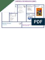 CANVAS estructuracion plan de negocios (paraiso)