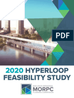 Hyperloop Feasibility Study