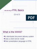1-Basic HTML