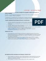 Guia WSP - COVID 19