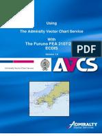 Avcs User Guide Furuno Fea 2107 2807 Ecdis v1 0