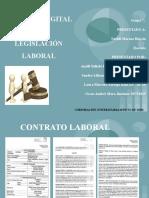 cartilla legislacion laboral ENTREGA NUMERO 3