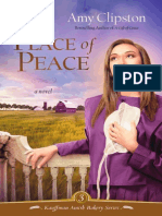 A Place of Peace by Amy Clipston, Excerpt
