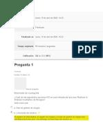 Evaluacion c4 Riesgos en Proyectos