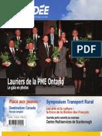 Vox RDÉE no.15 (Hiver 2009-2010)