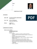 CURRICULO Josue Espinoza