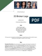 20 broken legs program
