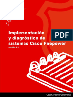 Implementación y diagnóstico de sistemas Cisco Firepower