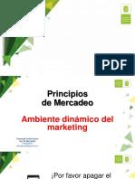 2. AMBIENTE DINÁMICO DEL MERCADEO