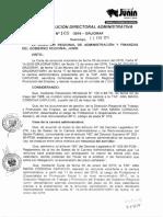 RESOLUCION DIRECTORAL ADMINISTRATIVA N 109-2016-GRJ ORAF.pdf