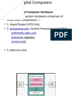 Components of Computer Hardware