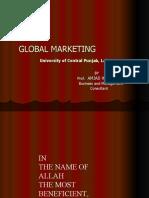 Final Global Marketing Ppt