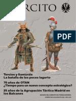 tercios vs samurais