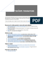 anti-racisim resources