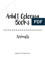 Adult+Coloring+Books+Animals