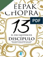 El decimotercer discípulo. Una aventura espiritual que podría cambiar el mundo.pdf