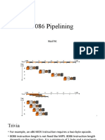 8086 Pipelining