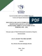 2017_Vilchez_Influencia-de-los-factores-economicos